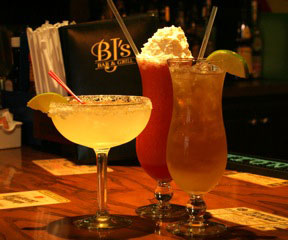 Bjs Steakhouse Special Drinks